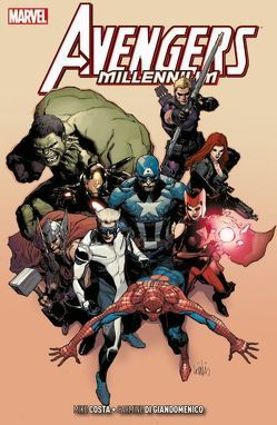 Avengers: Millenium von Costa,  Mike, Di Giandomenico,  Carmine