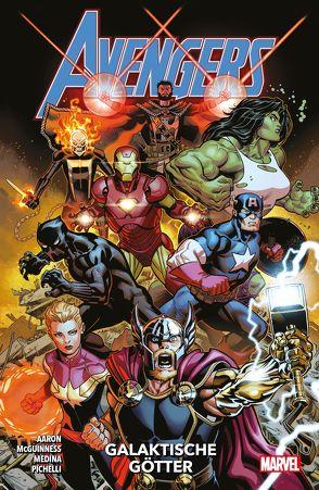 Avengers – Neustart von Aaron,  Jason, McGuinness,  Ed