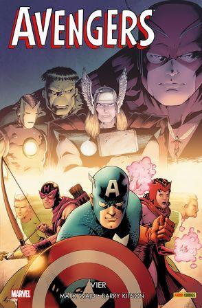 Avengers – Vier von Bagley,  Mark, Izaakse,  Sean, Kitson,  Barry, Stein,  Ro, Strittmatter,  Michael, Waid,  Mark