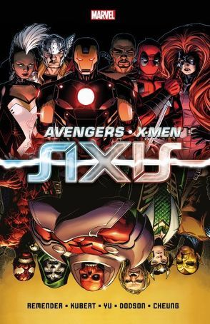 Avengers & X-Men: Axis von Cheung,  Jim, Remender,  Rick
