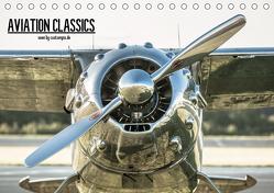 AVIATION CLASSICS seen by custompix.de (Tischkalender 2020 DIN A5 quer) von Becker • Photography,  André
