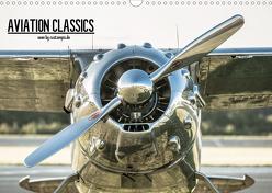 AVIATION CLASSICS seen by custompix.de (Wandkalender 2020 DIN A3 quer) von Becker • Photography,  André