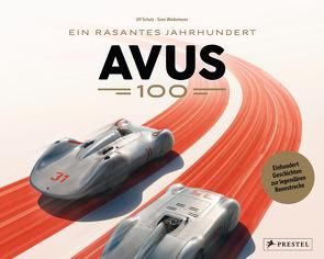Avus 100 von Schulz,  Ulf, Wedemeyer,  Sven