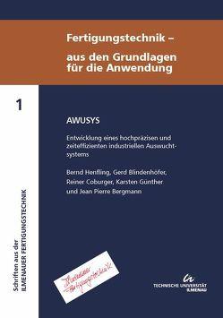 AWUSYS von Bergmann,  Jean Pierre, Blindenhöfer,  Gerd, Coburger,  reiner, Günther,  Karsten, Henfling,  Bernd