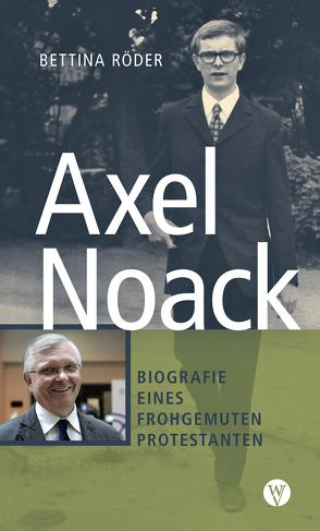 Axel Noack von Röder,  Bettina