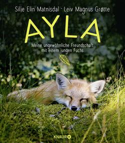 Ayla – meine ungewöhnliche Freundschaft mit einem jungen Fuchs von Grøtte,  Leiv Magnus, Matnisdal,  Silje Elin, Strerath-Bolz,  Ulrike