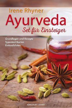 Ayurveda – Set für Einsteiger von Rhyner,  Irene