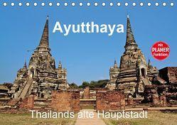 Ayutthaya – Thailands alte Hauptstadt (Tischkalender 2019 DIN A5 quer) von Wittstock,  Ralf
