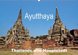 Ayutthaya – Thailands alte Hauptstadt (Wandkalender 2021 DIN A2 quer) von Wittstock,  Ralf