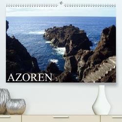 Azoren 2020CH-Version (Premium, hochwertiger DIN A2 Wandkalender 2020, Kunstdruck in Hochglanz) von Läubli,  Peter