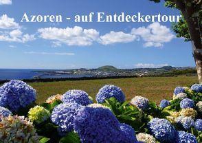Azoren – Auf Entdeckertour (Posterbuch DIN A2 quer) von Löwe,  Karsten