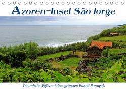 Azoren-Insel Sao Jorge – traumhafte Fajas (Tischkalender 2020 DIN A5 quer) von Thiem-Eberitsch,  Jana