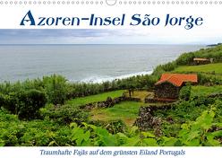 Azoren-Insel Sao Jorge – traumhafte Fajas (Wandkalender 2020 DIN A3 quer) von Thiem-Eberitsch,  Jana