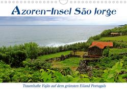 Azoren-Insel Sao Jorge – traumhafte Fajas (Wandkalender 2020 DIN A4 quer) von Thiem-Eberitsch,  Jana
