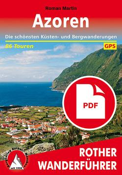 Azoren (PDF) von Martin,  Roman