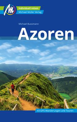 Azoren Reiseführer Michael Müller Verlag von Bussmann,  Michael