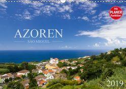 Azoren – São Miguel (Wandkalender 2019 DIN A3 quer) von Schlüter,  Susanne