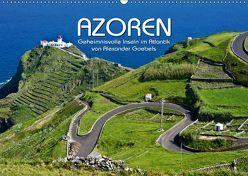 Azoren (Wandkalender 2019 DIN A2 quer) von Goebels,  Alexander