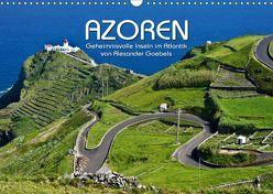 Azoren (Wandkalender 2019 DIN A3 quer) von Goebels,  Alexander