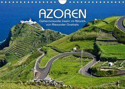 Azoren (Wandkalender 2019 DIN A4 quer) von Goebels,  Alexander