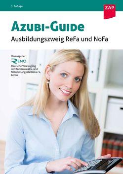 Azubi-Guide von RENO Bundesverband e.V,  ., Stern,  Marlies, Tietje,  Ronja, Vetter,  Sabine