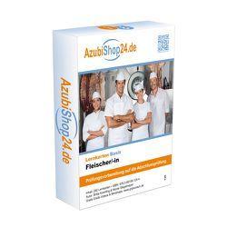 AzubiShop24.de Basis-Lernkarten Fleischer/in von Kremling,  Britta, Stegelmeyer,  Nicole