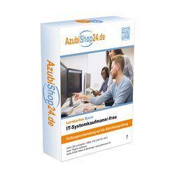 AzubiShop24.de Basis-Lernkarten Lernkarten IT-Systemkaufmann/-frau von Hoffmann,  Regina