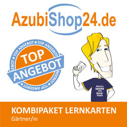 AzubiShop24.de Kombi-Paket Gärtner/-in + Wirtschafts- und Sozialkunde von Huppert-Schirmer,  Claudia, Rung-Kraus,  Michaela