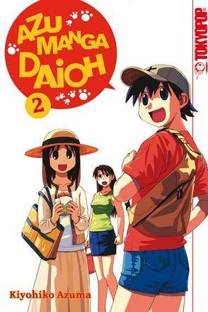 Azumanga Daioh 02 von Azuma,  Kiyohiko