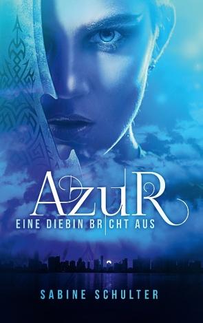 Azur von Schulter,  Sabine