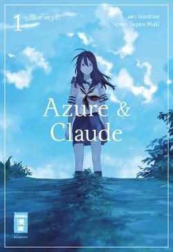 Azure & Claude 01 von loundraw, Sugaru,  Miaki