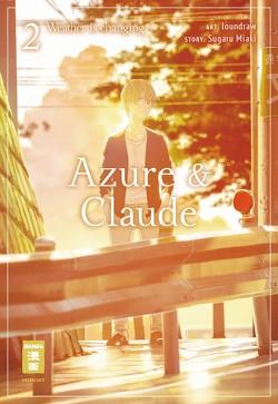 Azure & Claude 02 von loundraw, Sugaru,  Miaki