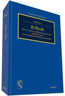 B-Book von Wäckerlin,  Erich