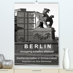 B E R L I N – einzigartig schlaflos effektvoll (Premium, hochwertiger DIN A2 Wandkalender 2020, Kunstdruck in Hochglanz) von Captainsilva
