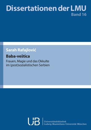 Baba-veštica von Rafajlovic,  Sarah