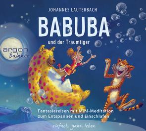 Babuba und der Traumtiger von Lauterbach,  Johannes