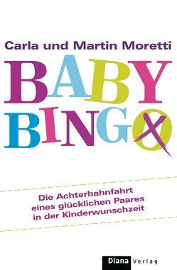 Baby-Bingo von Moretti,  Carla und Martin