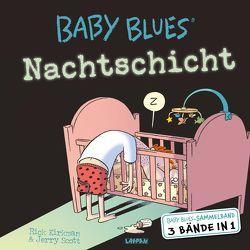 Baby Blues Sammelband: Nachtschicht von Kirkman,  Rick, Scott,  Jerry