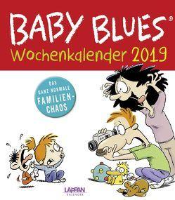 Baby Blues Wochenkalender 2019 von Kirkman,  Rick, Scott,  Jerry
