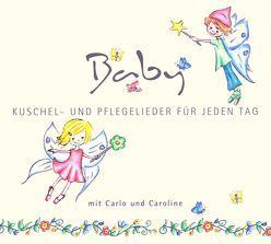 Baby CD von Freise,  Moritz, Mausini,  Carlo