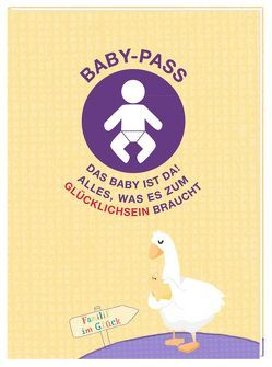 Baby-Pass – Das Baby ist da! von Hesse,  Lena