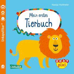Baby Pixi 64: VE 5 Mein erstes Tierbuch (5 Exemplare) von Holtfreter,  Nastja