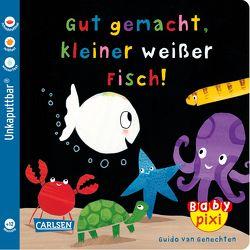Baby Pixi 65: VE 5 Gut gemacht, kleiner weißer Fisch! (5 Exemplare) von van Genechten,  Guido