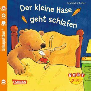 Baby Pixi 34: VE 5 Der kleine Hase geht schlafen von Schober,  Michael
