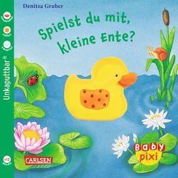 Baby Pixi 39: VE 5 Spielst du mit, kleine Ente? von Gruber,  Denitza