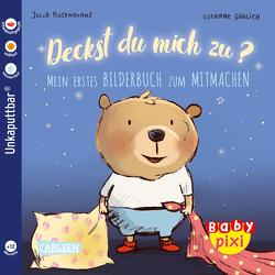 Baby Pixi (unkaputtbar) 75: VE 5 Deckst du mich zu? (5 Exemplare) von Göhlich,  Susanne, Rosenkranz,  Julia