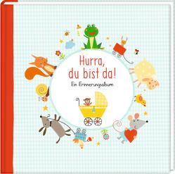 Babyalbum – Hurra, du bist da! von Mußenbrock,  Anne
