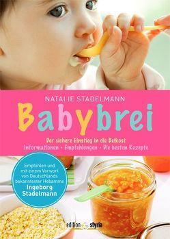 Babybrei von Lutterbeck,  Barbara, Stadelmann,  Natalie