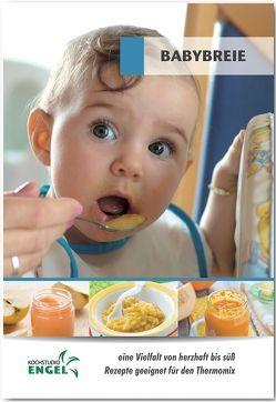 Babybreie – Rezepte geeignet für den Thermomix von Möhrlein-Yilmaz,  Marion