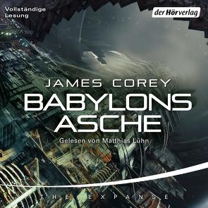 Babylons Asche von Corey,  James, Langowski,  Jürgen, Lühn,  Matthias